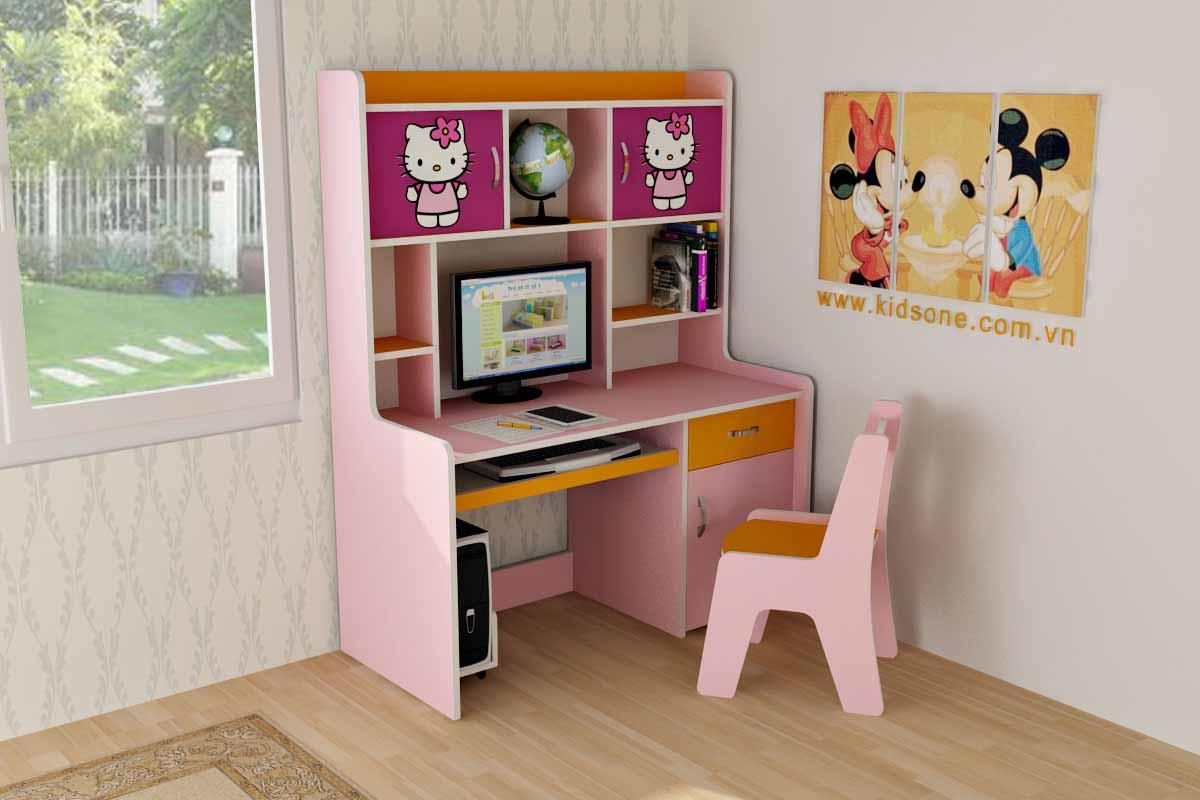 trang trí phòng học bằng tranh ảnh 3d